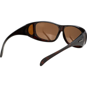 Alpina Sunglasses Overview havana/brown mirror